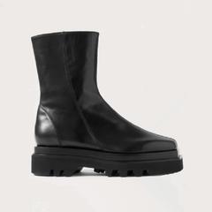 热卖!【7.5折】PETER DO 皮革踝靴