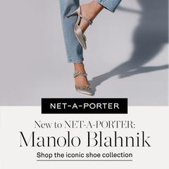 NET-A-PORTER 中国站:Manolo Blahnik 新上线