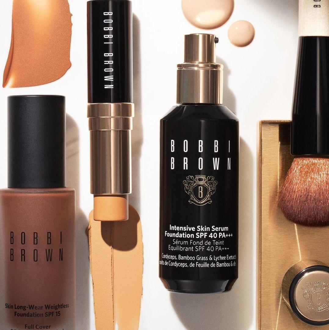 Bobbi Brown:美妆护肤热卖