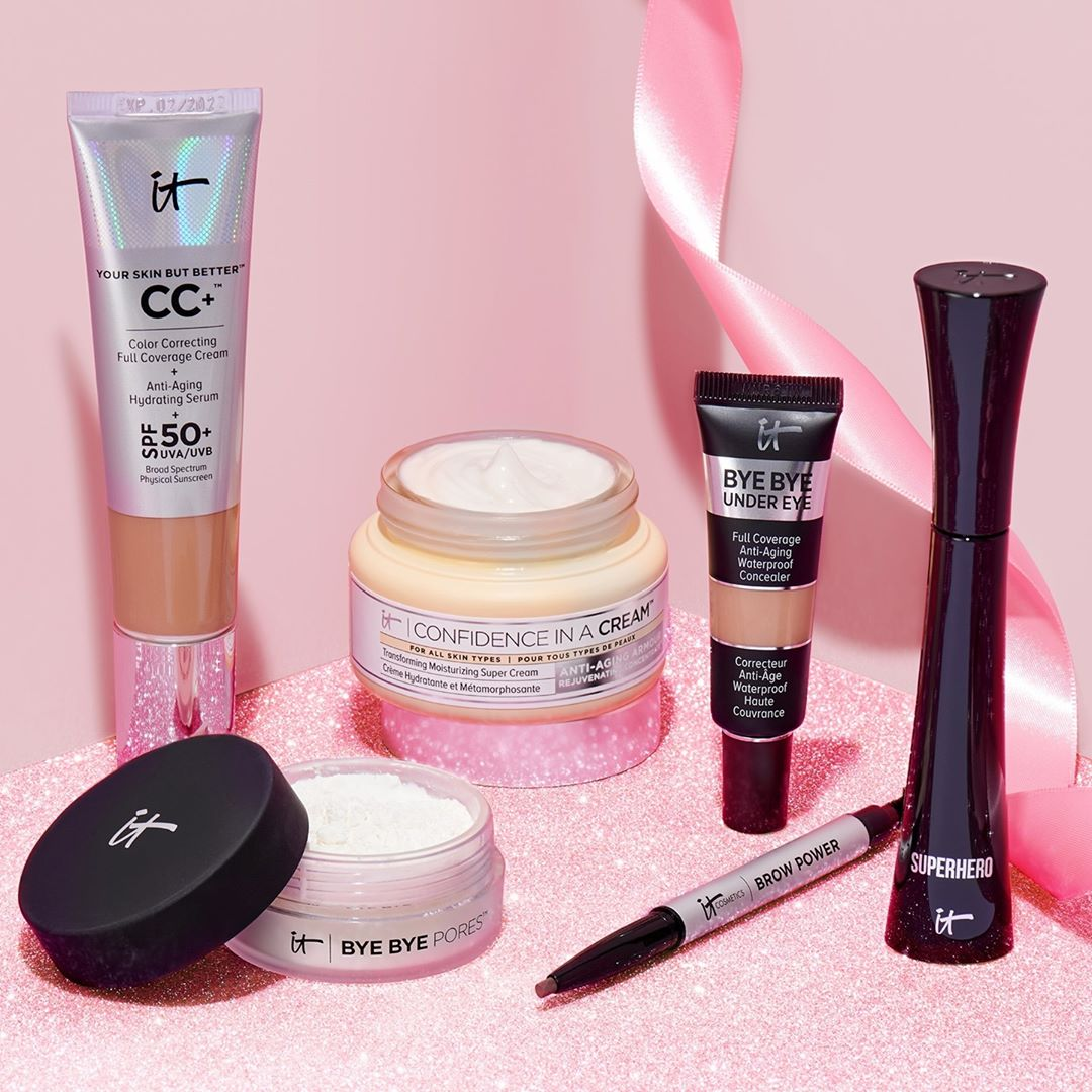 B-glowing:It Cosmetics 25% OFF