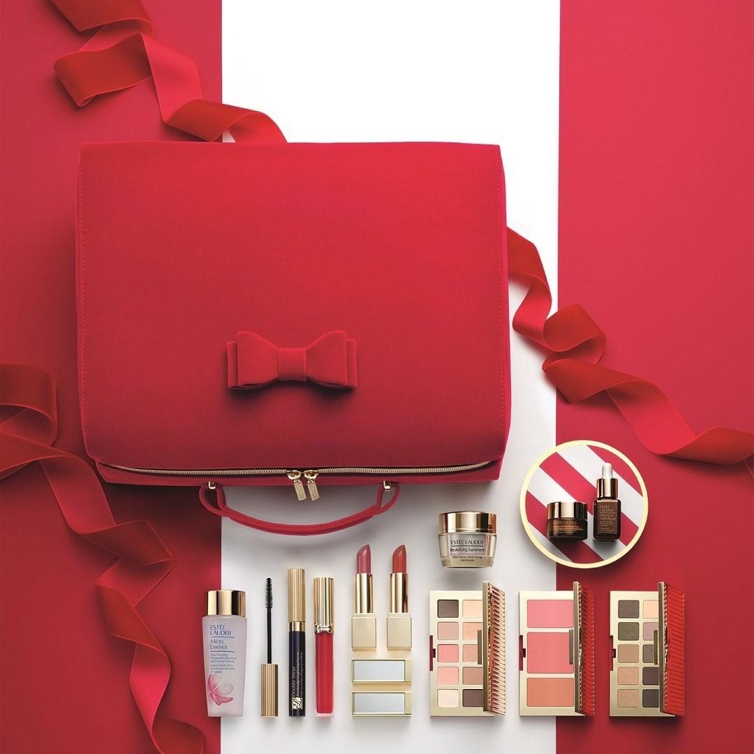 【上新+满$45加$75享】Estee Lauder 节日限定礼包(价值$455)