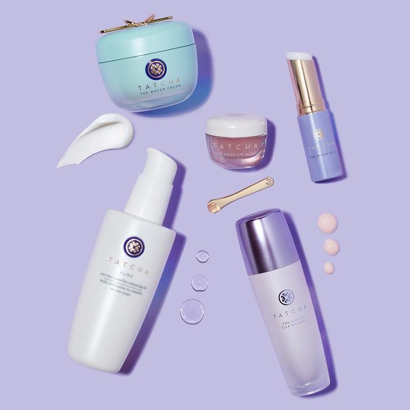Tatcha: Free Cleansing Duo Gift On Orders $100+