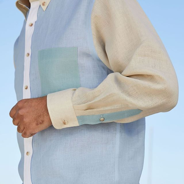 Paul Fredrick: 精品羊毛西装、法式袖口衬衫
