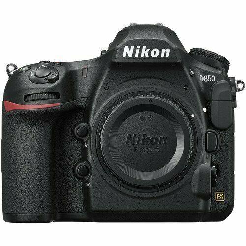 全新好价!Nikon 尼康 d850 数码单反相机 (仅机身)