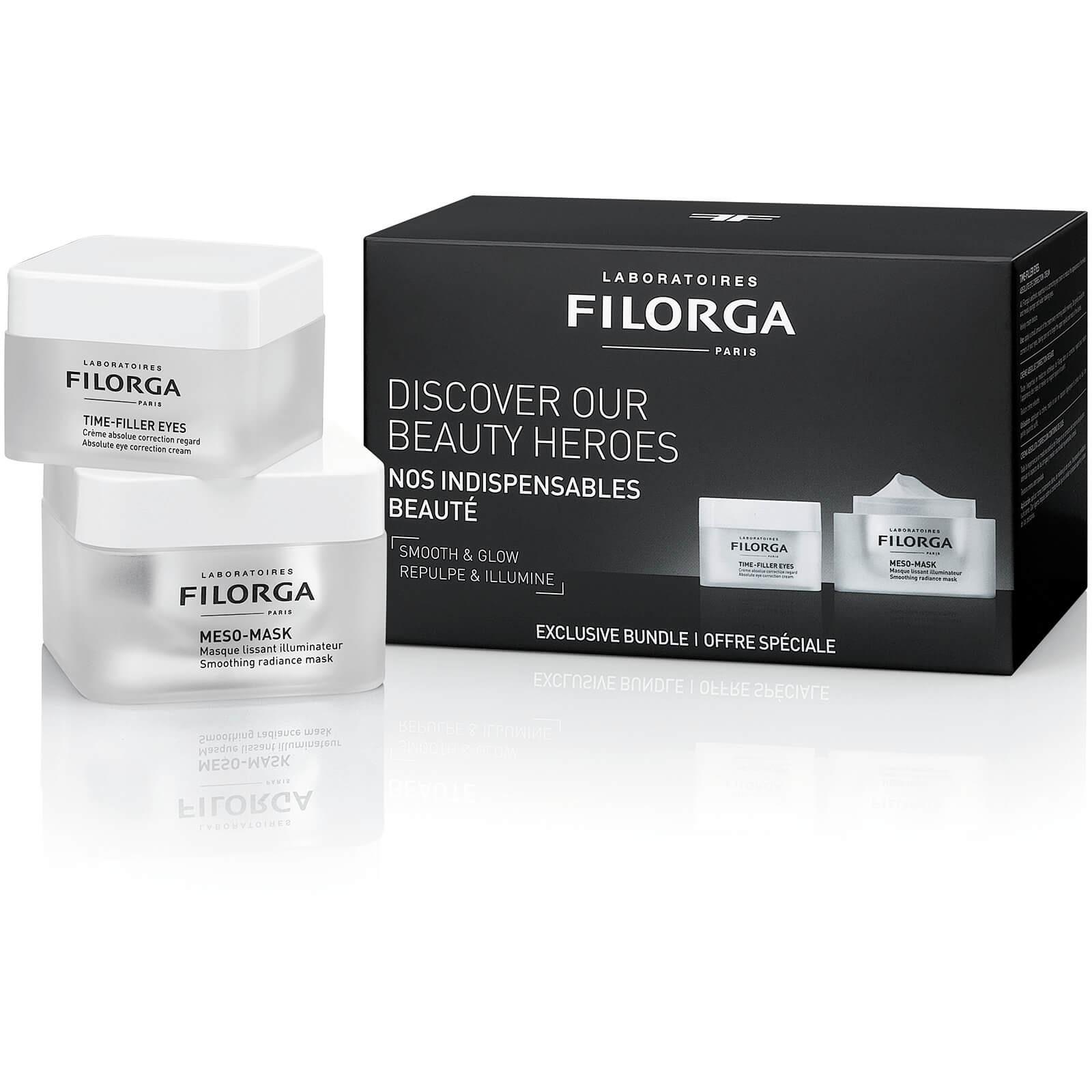 Filorga 菲洛嘉十全大补面膜+逆龄眼霜套装 (价值:$118)