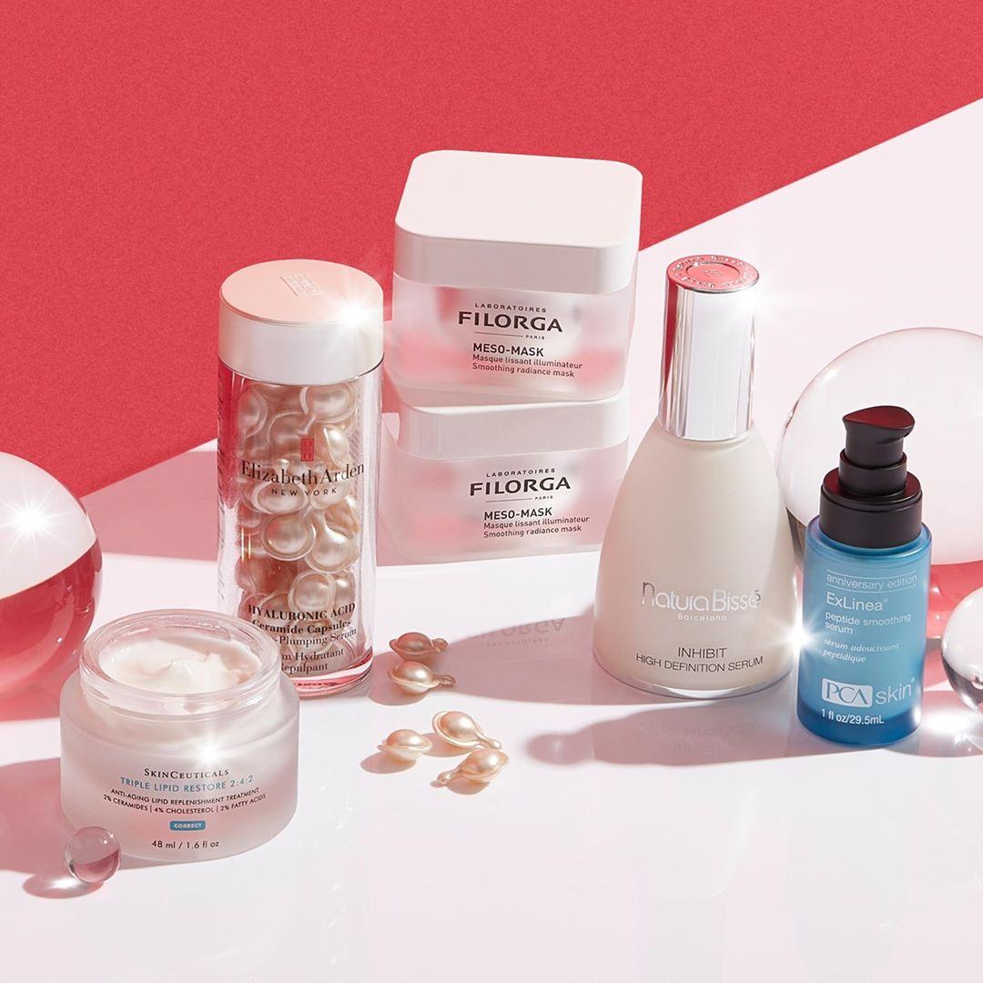Skinstore:雅顿、MZ skin、pca skin 等品牌护肤