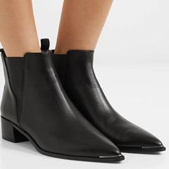 【8.4折】ACNE STUDIOS 皮革踝靴