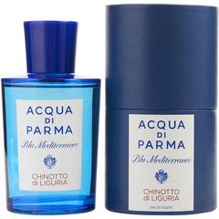 【好价!4.2折】Parma 帕尔玛之水蓝色地中海淡香水 150ml