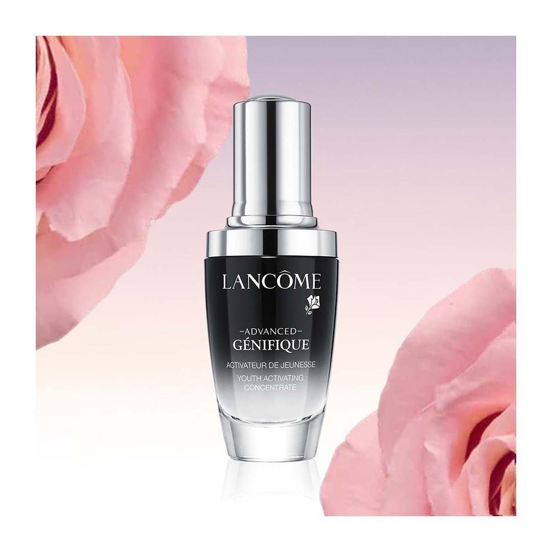 Lancome:小黑瓶买1送1+新人8.5折