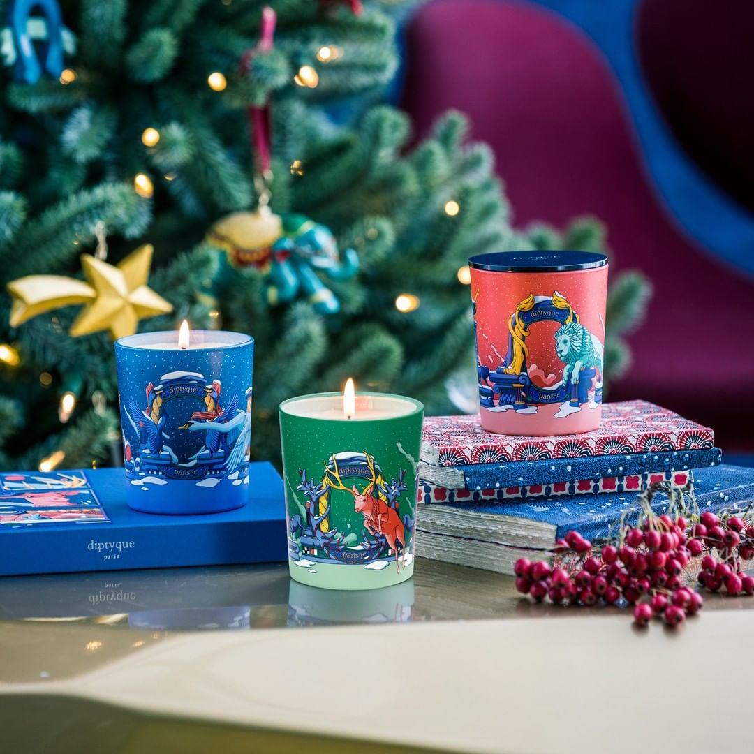Bloomingdales:Diptyque 全场香氛,收圣诞限定