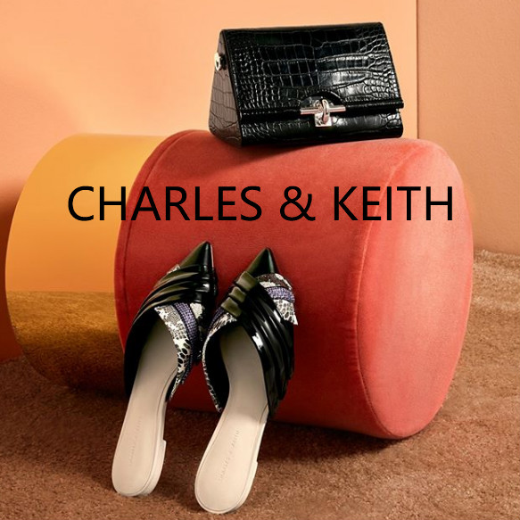 CHARLES & KEITH US:  20% OFF Full-price Items For Single's Day Sale