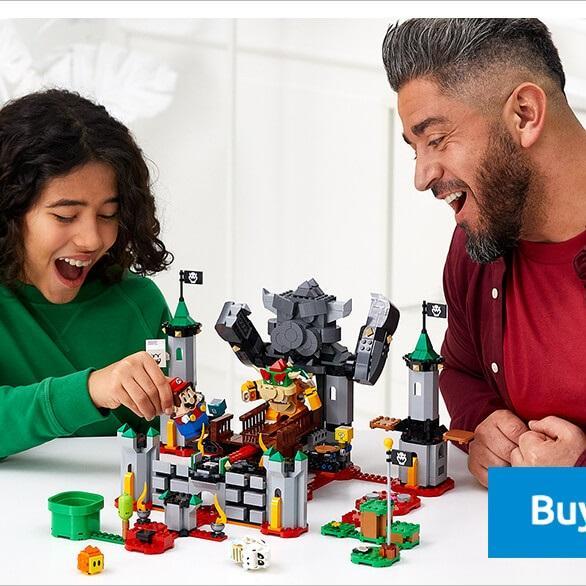 IWOOT:精选 LEGO 乐高 超级马里奥系列