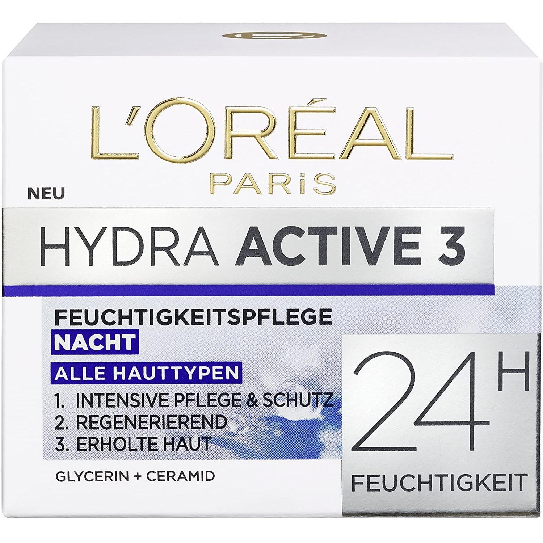 L'Oréal 密集保湿霜 50ml
