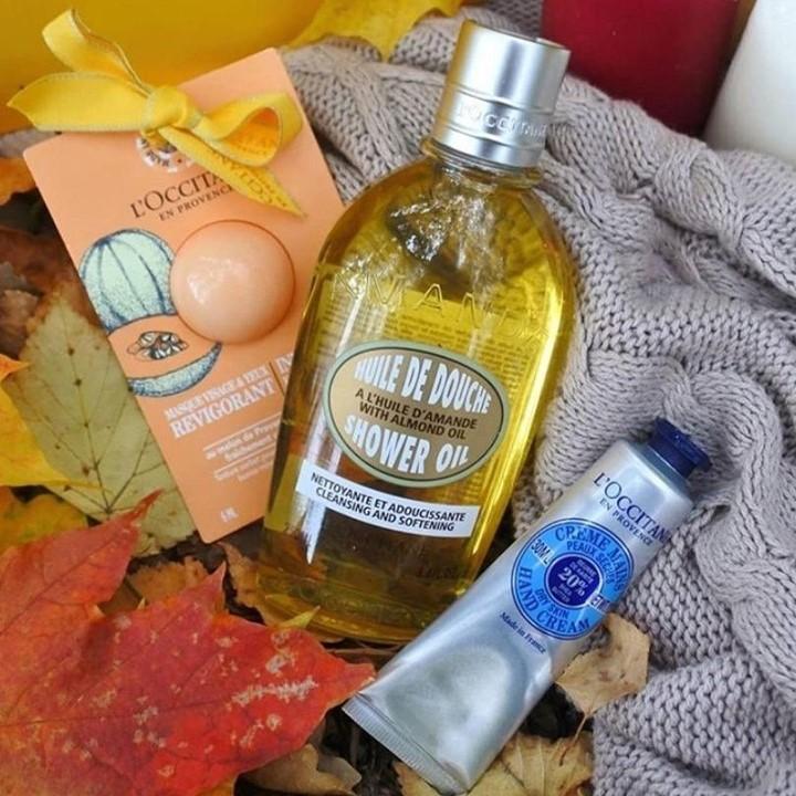 L'Occitane 欧舒丹美网:护手霜、身体乳等好物