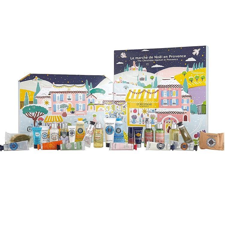 L'Occitane 欧舒丹 节日降临 24件 护理套盒