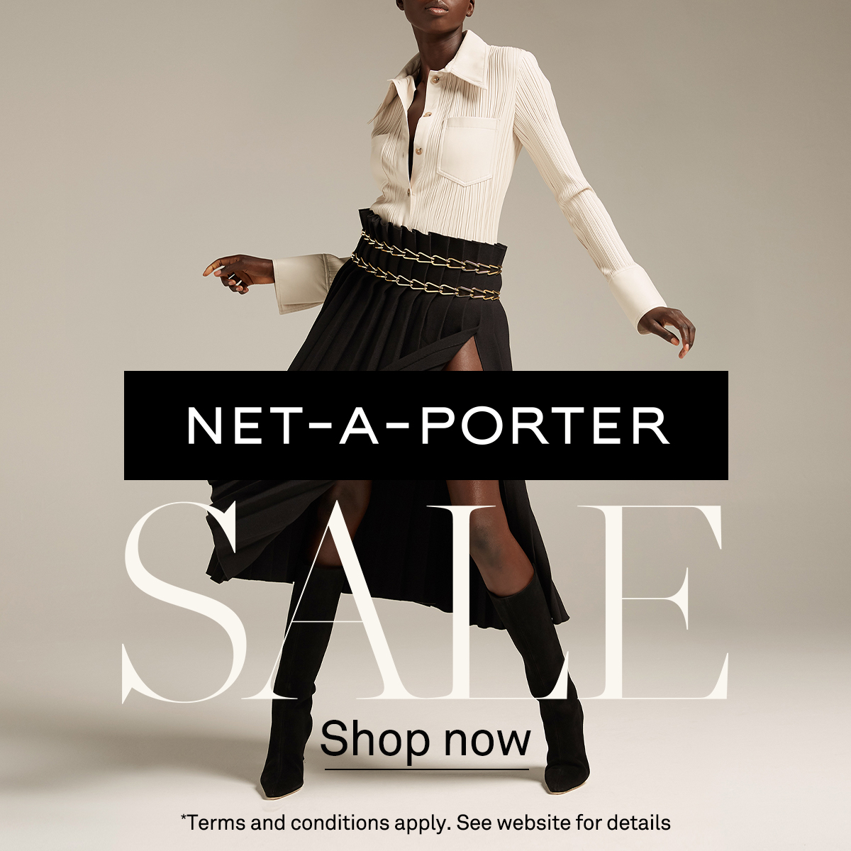 NET-A-PORTER: Up to 80% OFF
