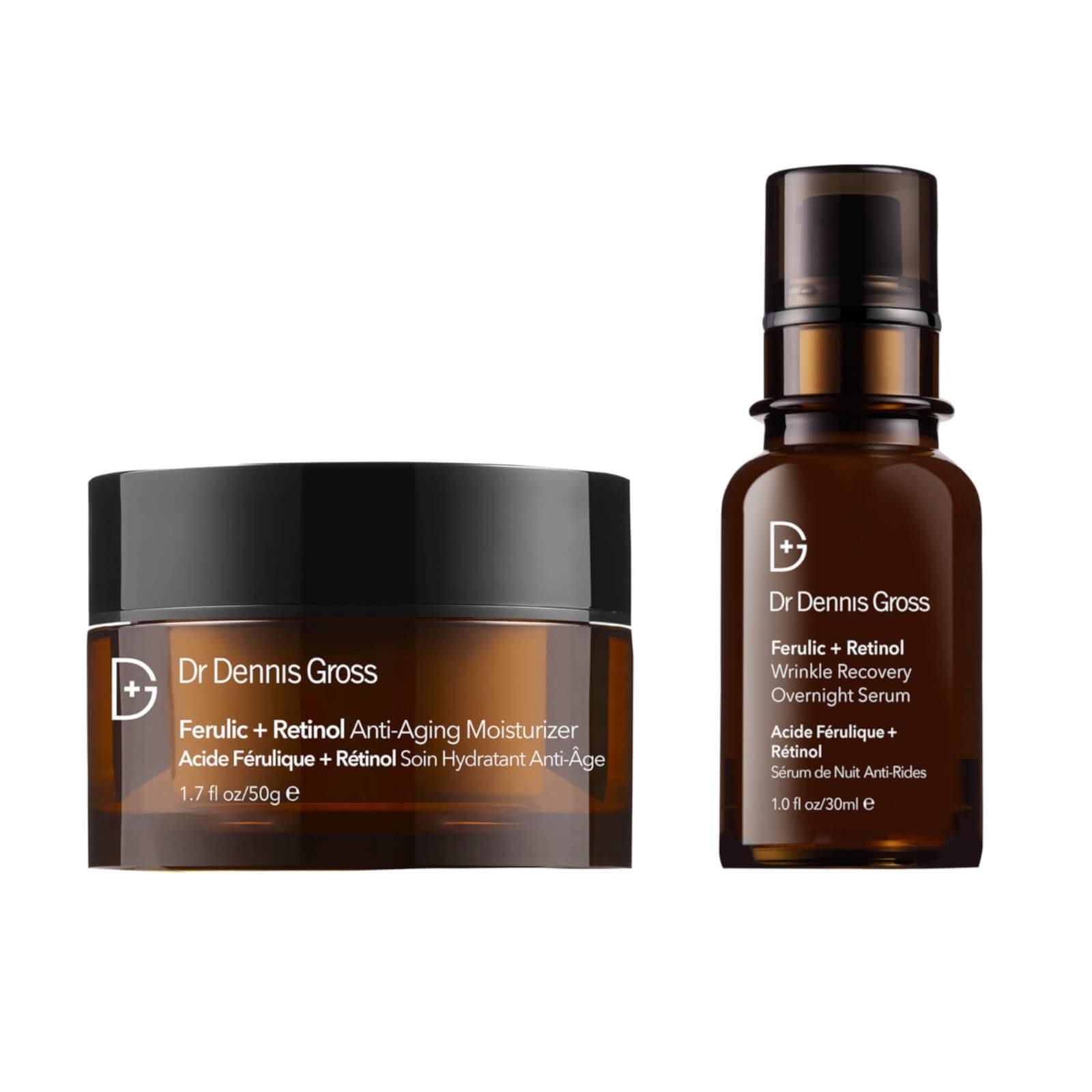SkinStore:折扣页面,收利维肤套装、Dr dennis gross 夜间套装