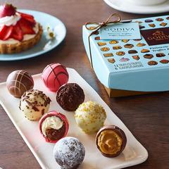 【2020黑五】Godiva US:页面巧克力