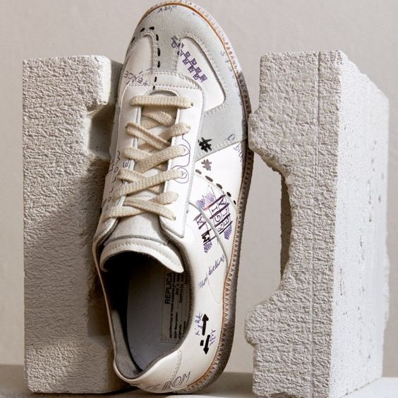 Masion Margiela 德训鞋¥2145