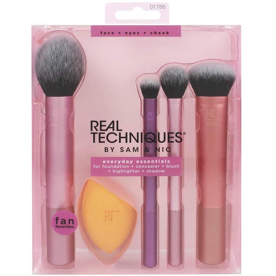 Real Techniques 化妆刷5件套装