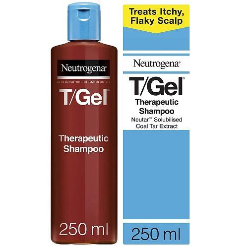 Neutrogena 露得清 T/Gel Therapeutic Shampoo 止痒配方去屑洗发水 250ml
