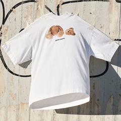 【高返18%】Palm Angels 断头小熊基础T恤