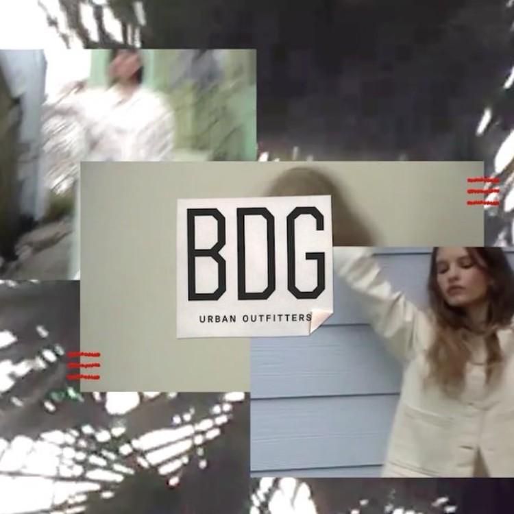 Urban Outfitters:BDG 男女牛仔服饰