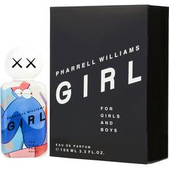 【3.4折】Pharrell Williams 三方联名款Girl香水 100ml
