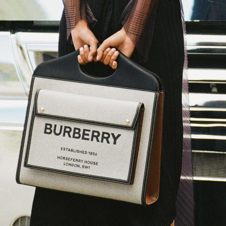 Burberry 官网