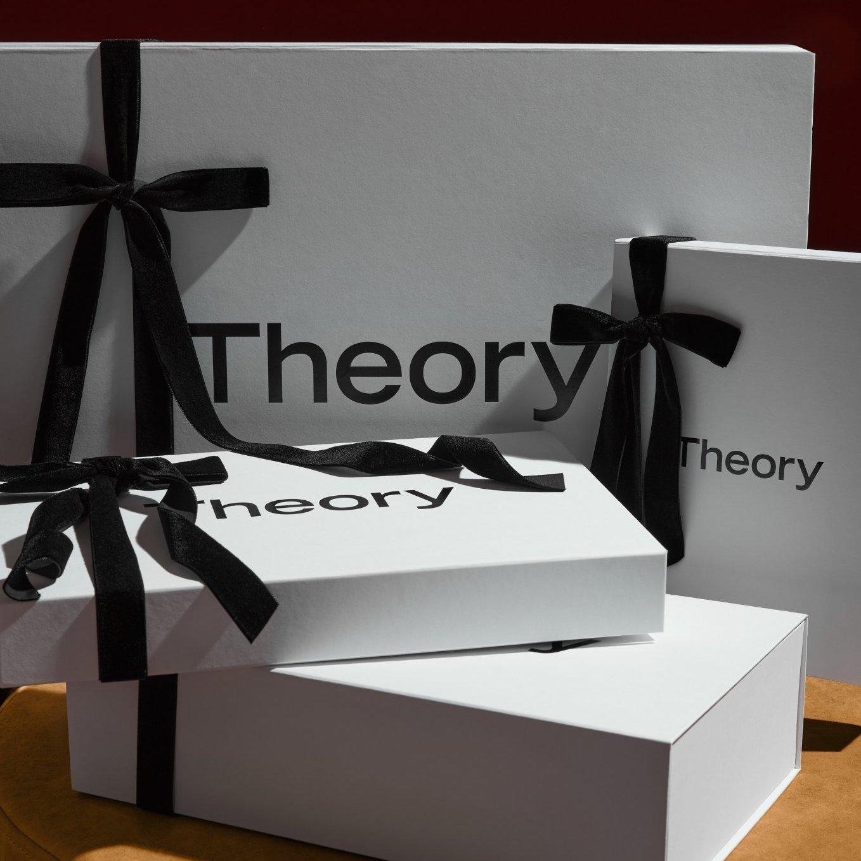 Theory:黑五返场 精选舒适男女服饰