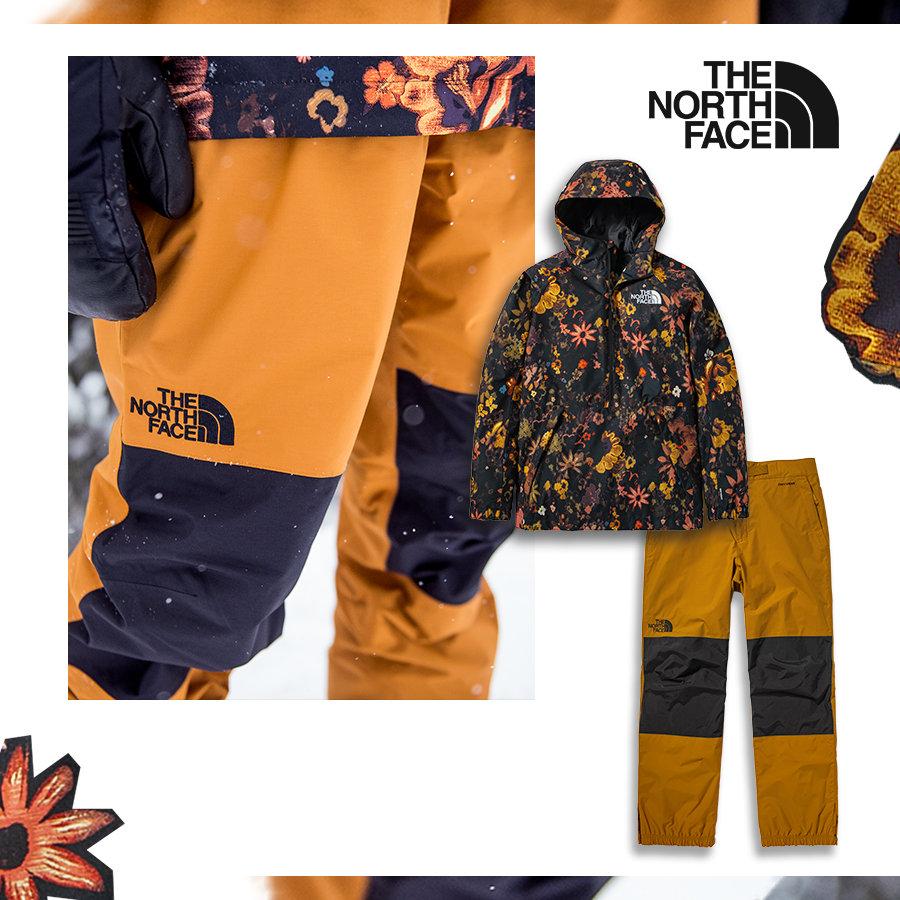 Coggles:The North Face 时髦户外运动服专场