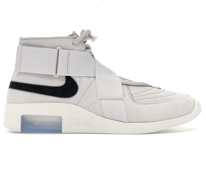 Stock X 绿叉官网:Nike x Fog Light Bone 黄金码全