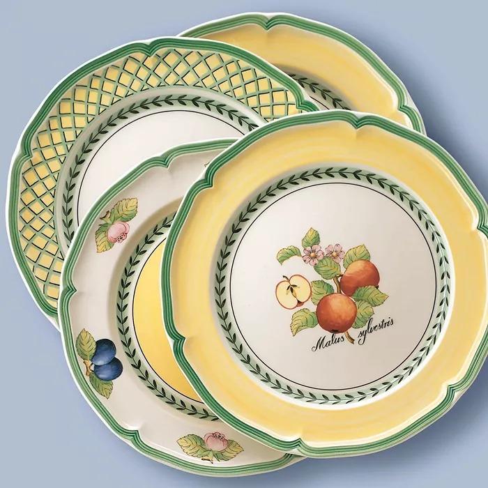 Bloomingdales:Villeroy boch 德国唯宝法式花园系列餐具