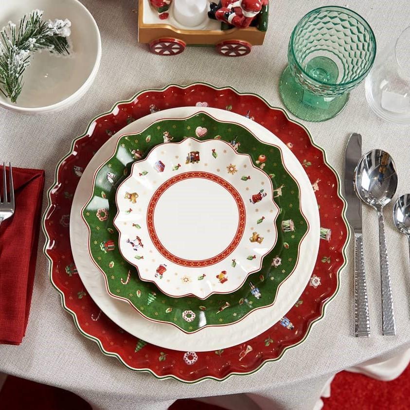 Villeroy Boch 德国唯宝圣诞系列餐具