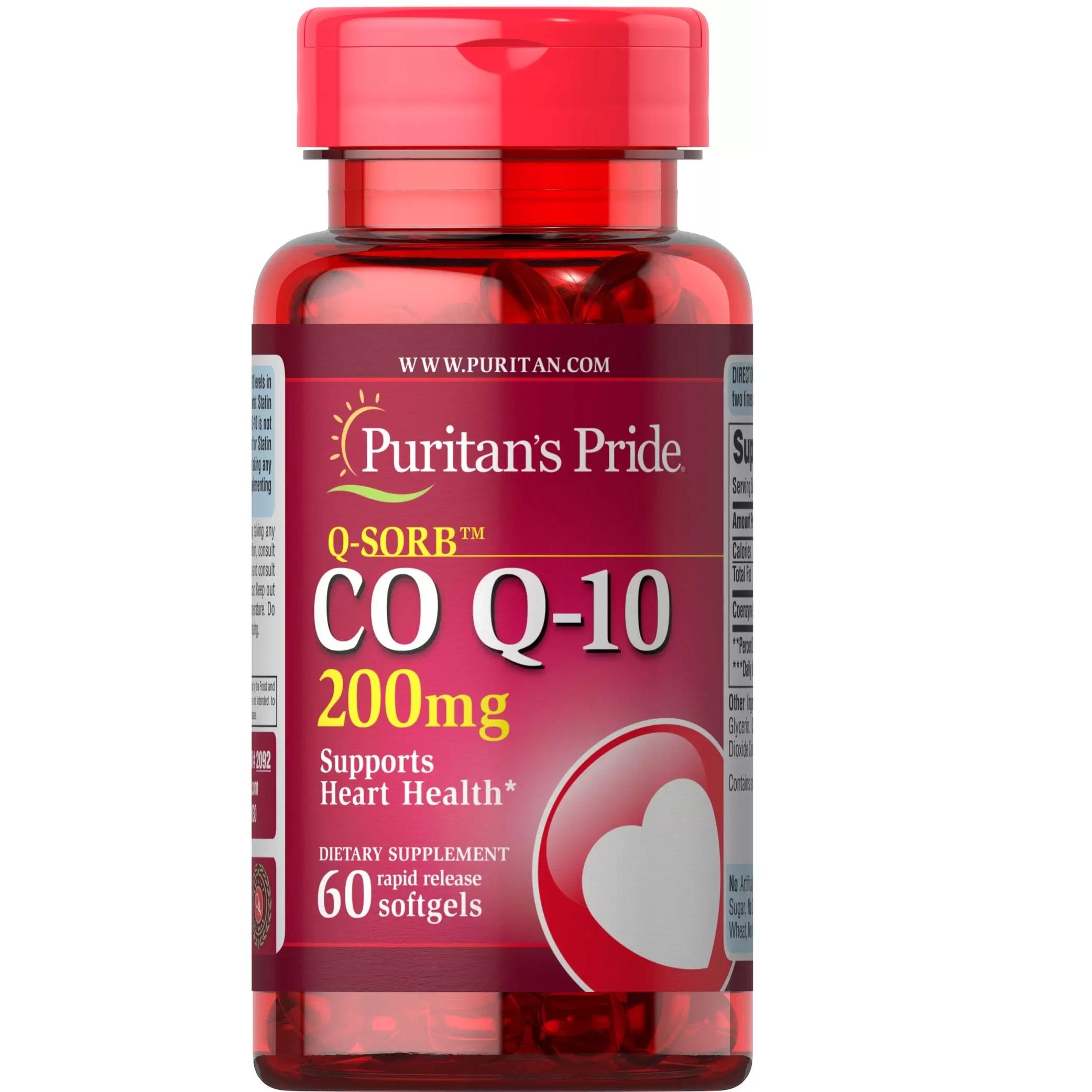 Puritan's Pride 普丽普莱:全场 Co Q-10系列产品