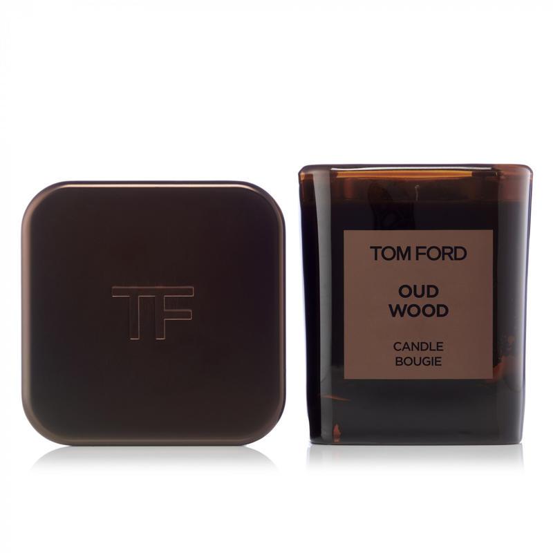 TOM FORD 珍华乌木室内香氛蜡烛 €79.2
