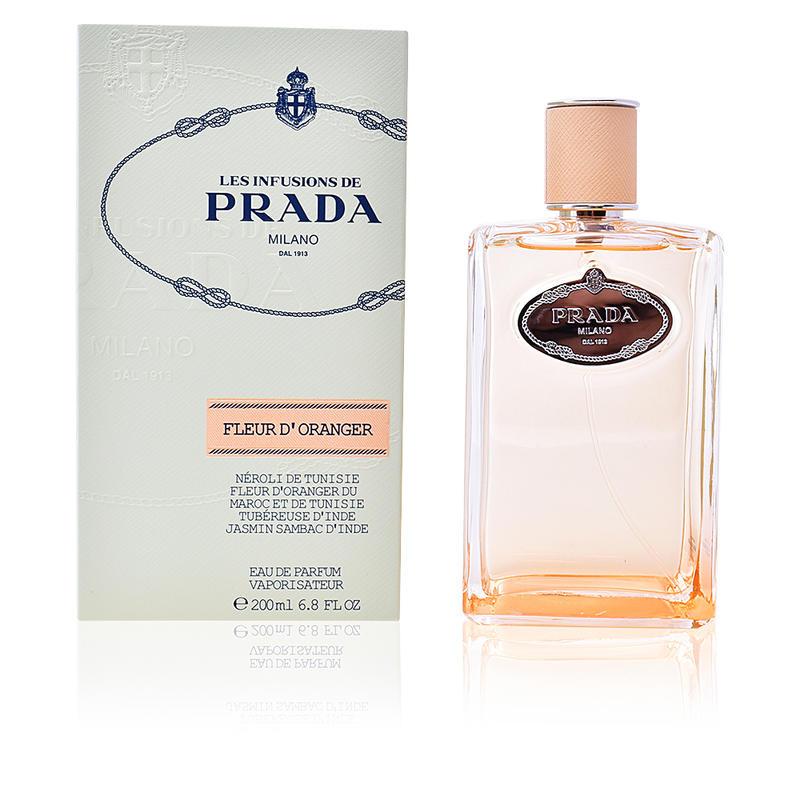 PRADA 普拉达 鸢尾橙花女士香水 EDP 200ml 新包装