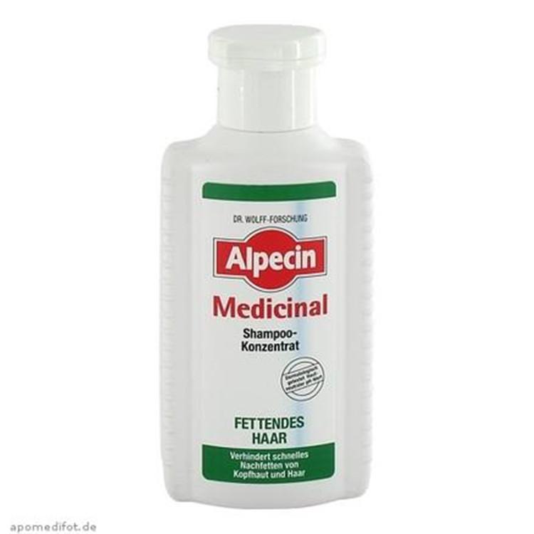 Alpecin 阿佩辛 强效控油洗发露 200ml €5.64