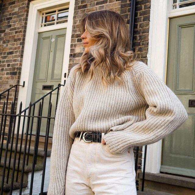 H&M:冬季必备毛衣开衫