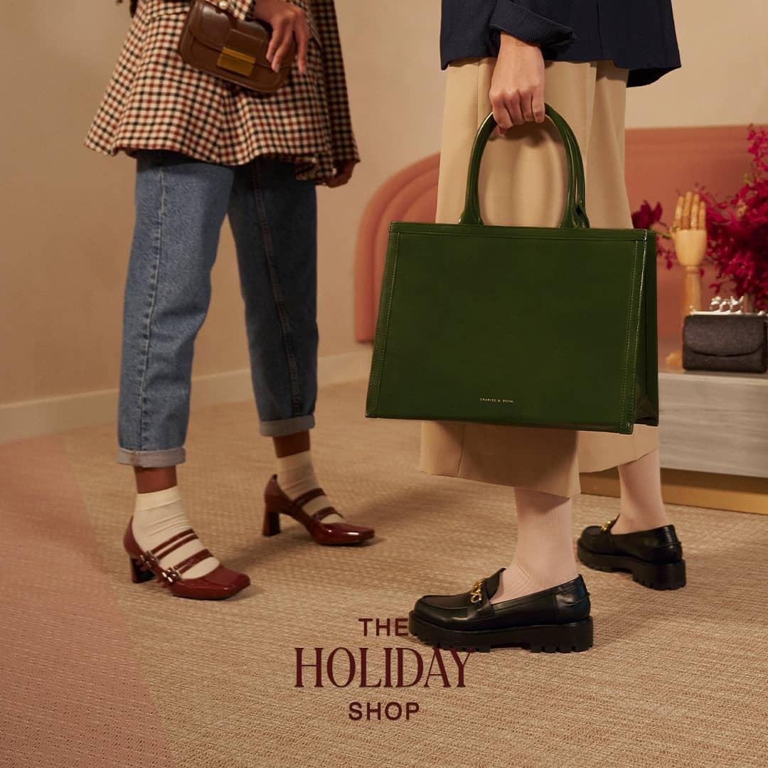 Charles & Keith 英国官网:精选美鞋美包