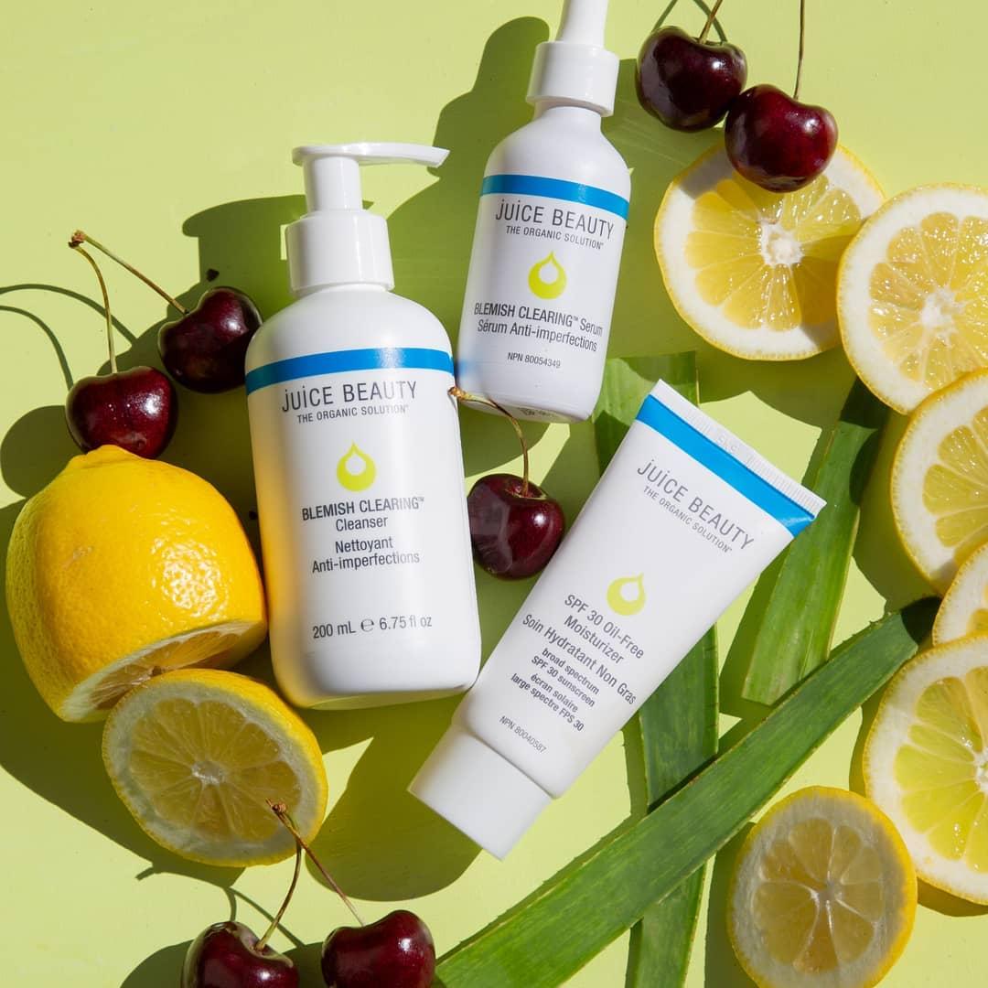 SkincareRx:Juice beauty 小众纯净美妆品牌