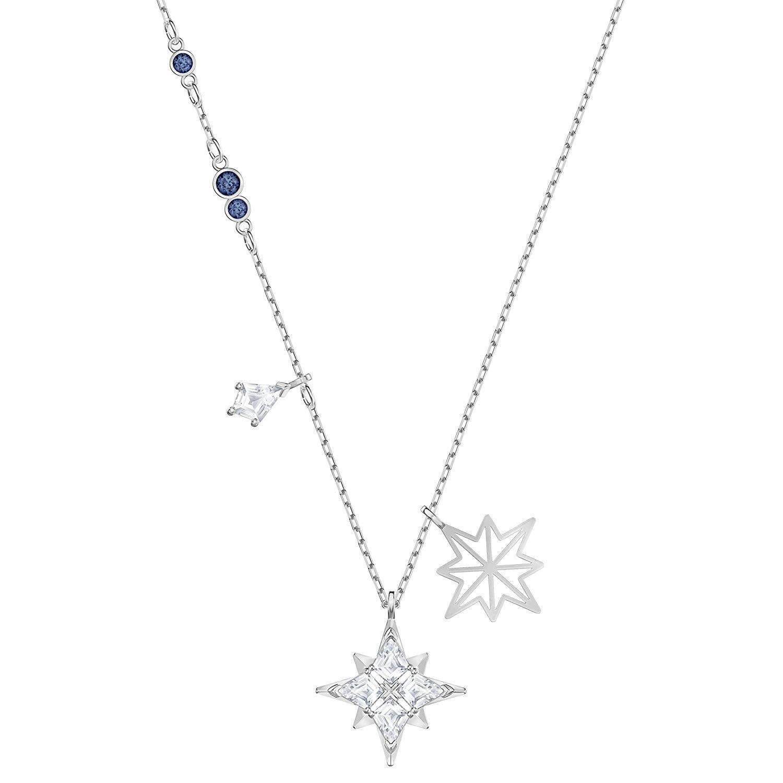 Swarovski 施华洛世奇 Symbolic Star 5494352 八芒星雪花项链