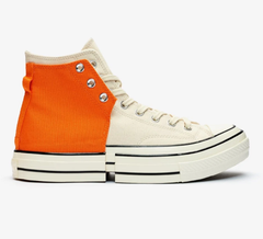 【林俊杰同款】SneakerStuff:匡威 1970s x Fengchen wang联名 白橙
