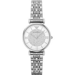 【史低价】EmporioArmani 安普里奥阿玛尼 钻石手表