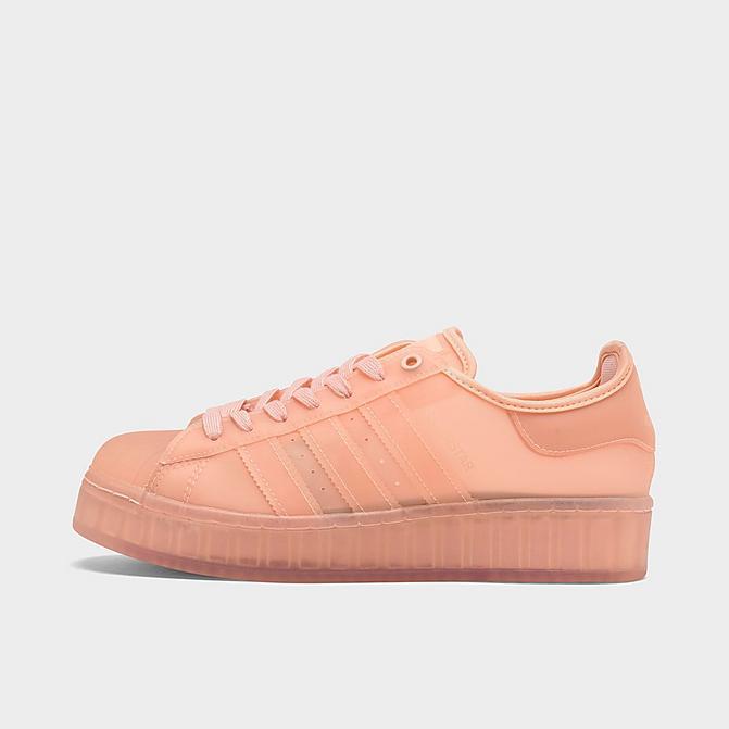 Adidas Originals 阿迪达斯三叶草 Superstar 果冻贝壳头休闲鞋