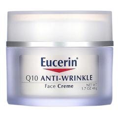 【限时高返】Eucerin 优色林 Q10 抗皱面霜 1.7 盎司(48 克)