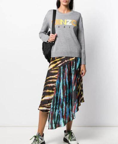 KENZO logo刺绣毛衣 ¥1,400 - 海淘优惠海淘折扣|55海淘网
