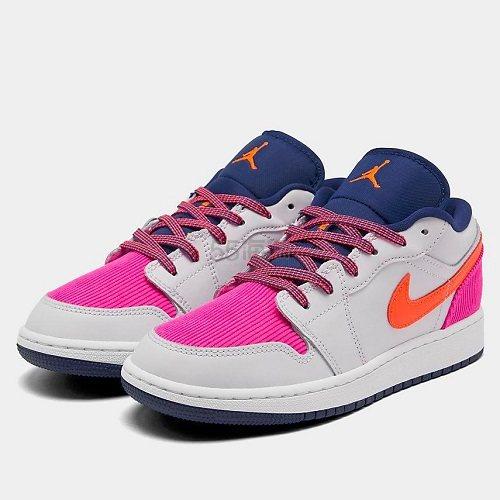 乔丹 Air Jordan 1 Low 大童款篮球鞋 (约516元) - 海淘优惠海淘折扣|55海淘网
