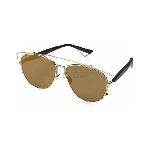 Dior 迪奥 金棕色飞行员太阳镜 .99(约618元) - 海淘优惠海淘折扣|55海淘网