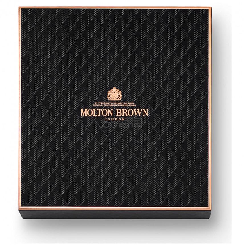 6.6折!Molton Brown 摩顿布朗 限量白兰地沐浴露 300ml + 身体乳300ml 礼盒装 £33.91(约304元) - 海淘优惠海淘折扣|55海淘网